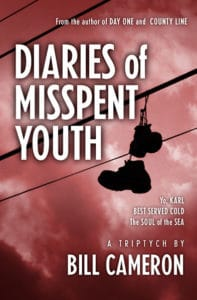 Diaries of Misspent Youth, by Bill Cameron